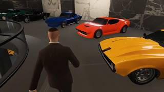 GTA Online car collection tour in seo office garage 3