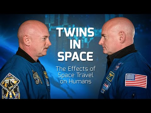 Twins in Space: The Effects of Space Travel on Humans - Research on Aging