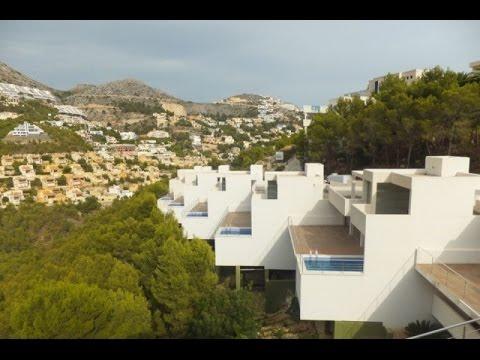 New 4 Bedroom Villa in Altea €350,000 www.fiestaproperties.com