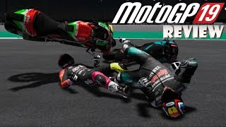 MotoGP 19 (Switch) Review (Video Game Video Review)