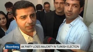 Elections: What Happens Next for Turkey's Pres. Erdogan?