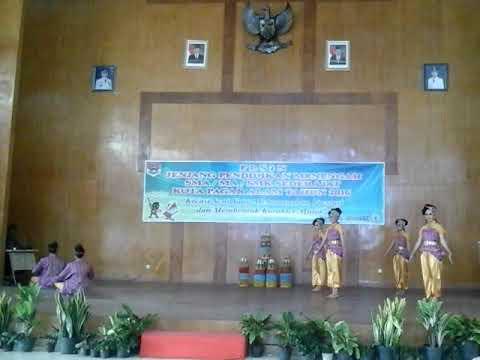 FLS2N Kota Pagaralam: Penampilan SMK PGRI Pagaralam