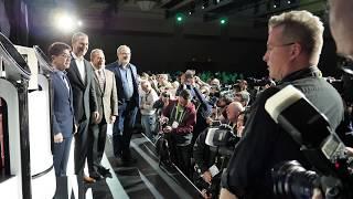 LG @ CES 2018: Pressekonferenz
