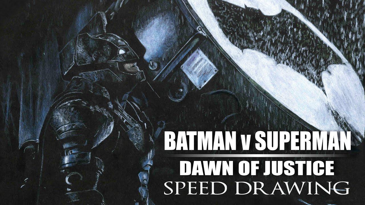 Batman V Superman Armored Batsuit