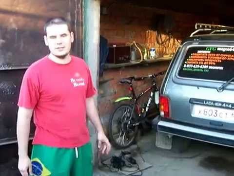 видео: Как установить Заднюю полку в ВАЗ 2131-НИВА? Часть1