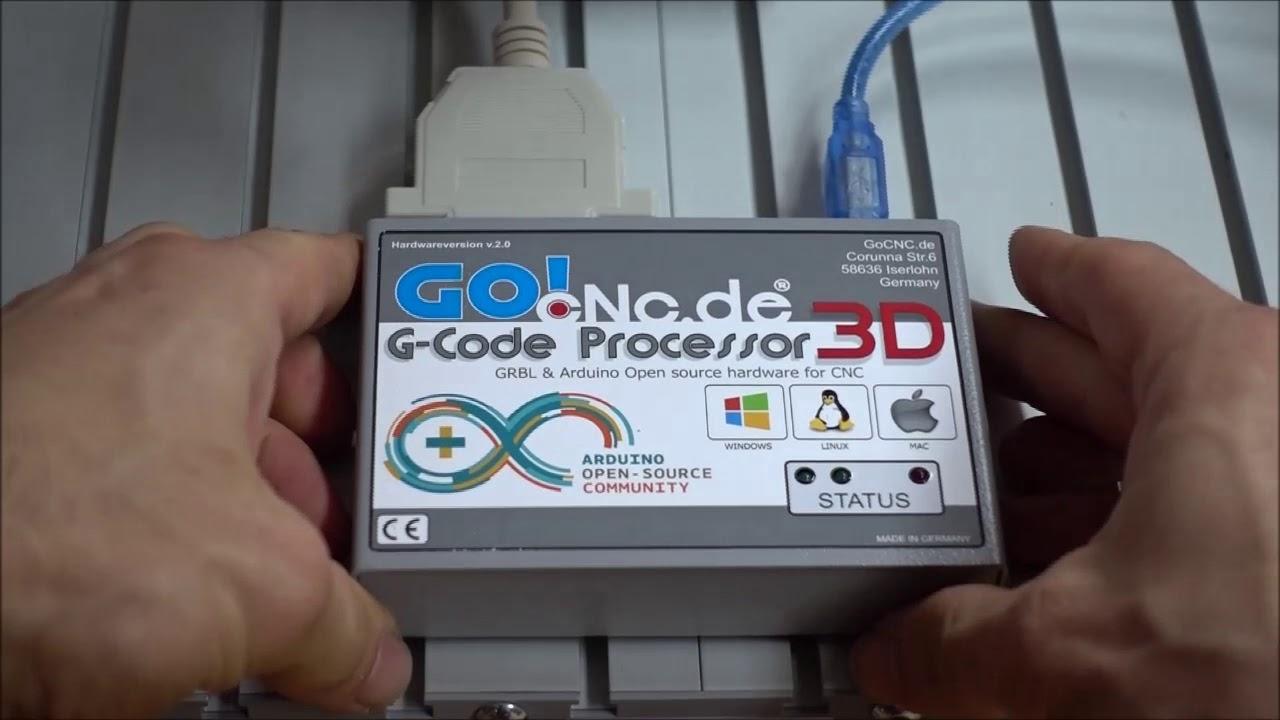 G-Code Prozessor 3D V  3 0