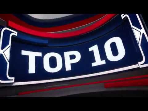 Top 10 NBA Plays of the Night: 03.10.17