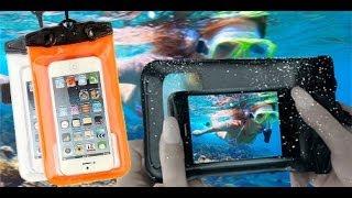 Waterproof Smartphone Cases review : IPX8