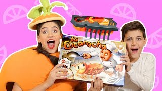 فوزي موزي وتوتي | فقرة المندلينا | لا كوكاراتشا   | La cucaracha game
