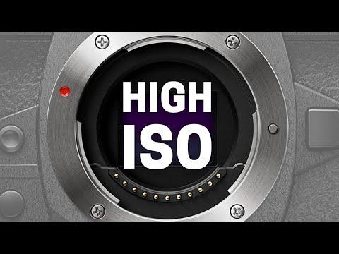 HIGH ISO &