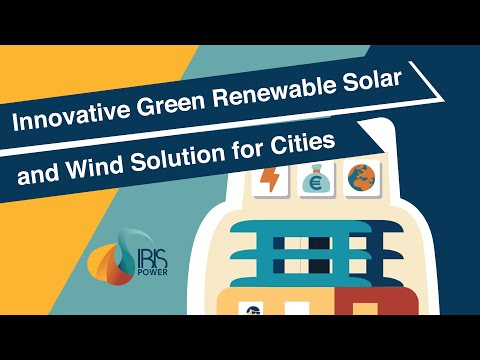 PowerNEST: Innovative Green Renewable Solar and Wind Solution for Cities