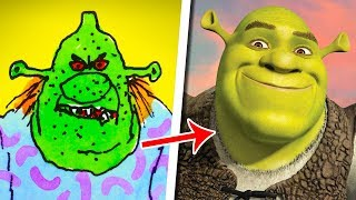 The Messed Up Origins of Shrek | Fables Explained -  Jon Solo