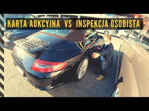 Karta aukcyjna vs inspekcja osobista - japońskie aukcje   STRADALE Japan Vlog