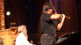 Franck: Violin Sonata - III. Recitativo - Fantasia (Ben moderato - Largamente - Molto vivace)