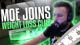 m0E JOINS WEIGHT LOSS CLUB! CS:GO
