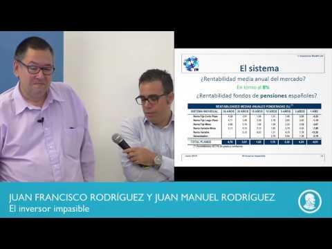 Juan Manuel Rodríguez y Juan Francisco Rodríguez - El inversor impasible