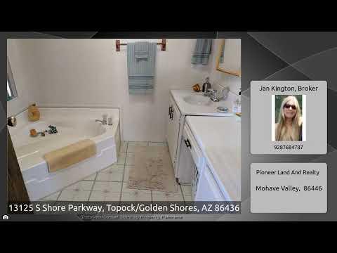 13125 S Shore Parkway, Topock/Golden Shores, AZ 86436