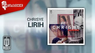 Chrisye - Lirih (Official Karaoke Video)