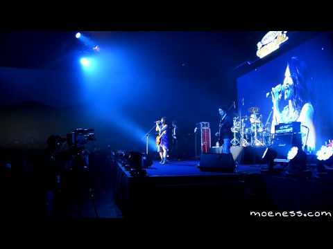 Mami Kawada Performance at Animax Carnival 2015