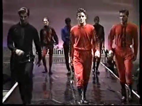 Emilio Cavallini Fashion Show 1987