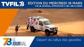 7/8 Le Journal – Edition du mercredi 18 mars 2015