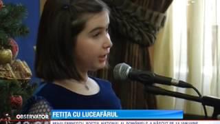 O feti a memorat toate cele 98 de strofe ale Luceafrului