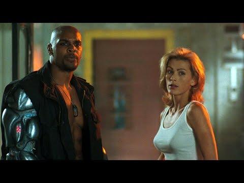 Jax, Sonya Blade vs Cyrax | Mortal Kombat: Annihilation (1997)