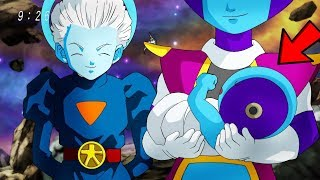 Parent&#39s of Zeno-Does zeno playing a game built by his parents[dragon ball super]