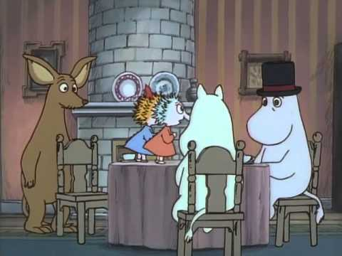 Moomin Abridged Five-Shot