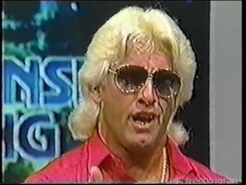 NWA WCW Wrestling 8/17/85