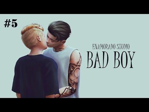 The Sims 4 сериал | ЯОЙ | Bad Boy (ep.5)