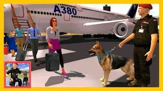 Airport Police Cop , Border Patrol Simulator Games screenshot 5
