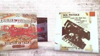 Sex Pistols: Live 76 box set (preview video)