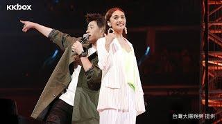 楊丞琳近期舉辦「青春住了誰」世界巡迴演唱會,(20日)在廣州開唱,邀...