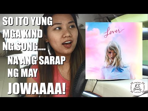 taylor-swift-lover-album-reaction-review-(tagalog)-with-lyrics-caption