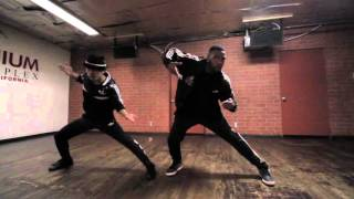 Justin Bieber Company Dance Video Bobby Dacones and Ajaye Skeene Choreography