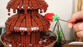 LEGO Chocolate Fountain / Lego…