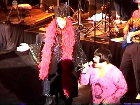 Florida New Years 1999 - Culture Club, Celia Cruz, Chaka