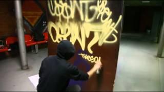 Граффити уроки.Урок второй tweso-теггинг.(, 2012-03-08T07:20:48.000Z)