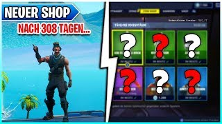 😨 Frontspäher Skin after 308 days in the shop 🛒 Fortnite Shop from today 15.07
