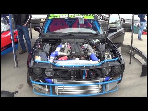 Дрифт GORILLA ENERGY DRIFT 2017 Алматы, Сокол