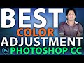 Photo Color Adjustment Photoshop CC iN Hindi Art Balaghat