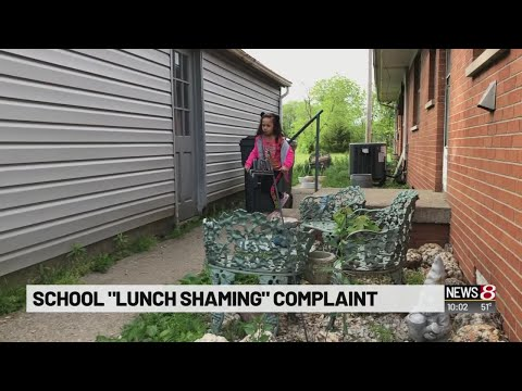 Mychal Maguire - Kindergartner Shamed For Not Having Enough Money On Lunch Account At School