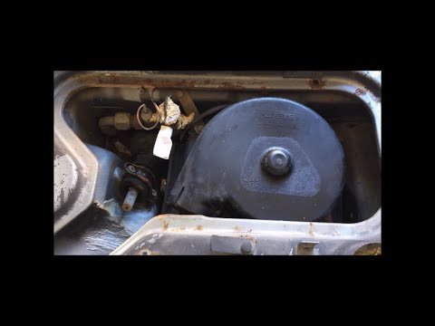 Porsche 911 Air Conditioning System Removal Youtube
