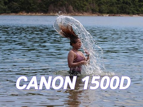 CANON 1500D PHOTO AND VIDEO TEST