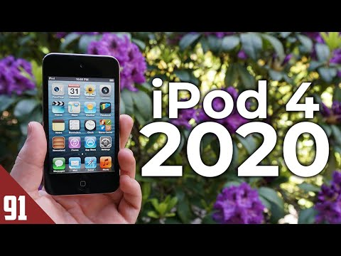 Using The IPod Touch 4... 10 Years Later