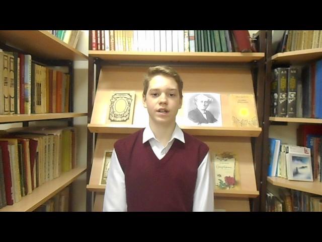 Изображение предпросмотра прочтения – ДенисДураков читает произведение «Бела дороженька, бела...» Ф.И.Тютчева