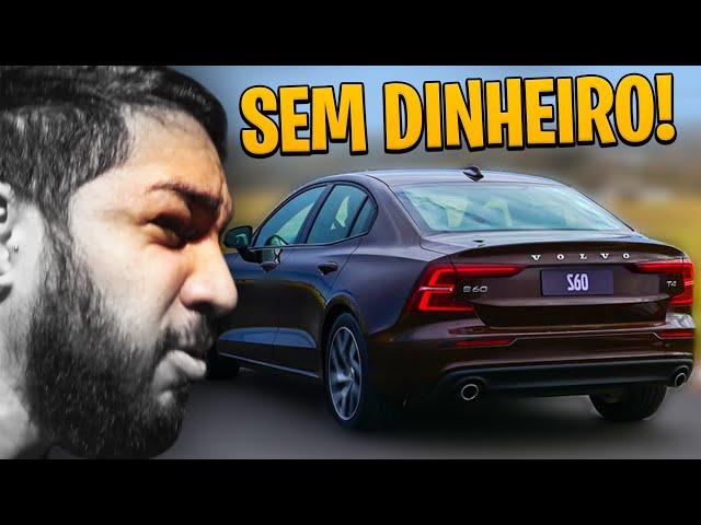 ESCOLHI O MELHOR CARRO DA LOJA MAS TAVA SEM DINHEIRO!