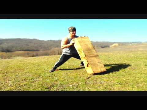 Farm Workout in Southern France - Functional Training