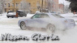 Nissan Gloria (Cedric) наш первый JDM VQ30 Y34